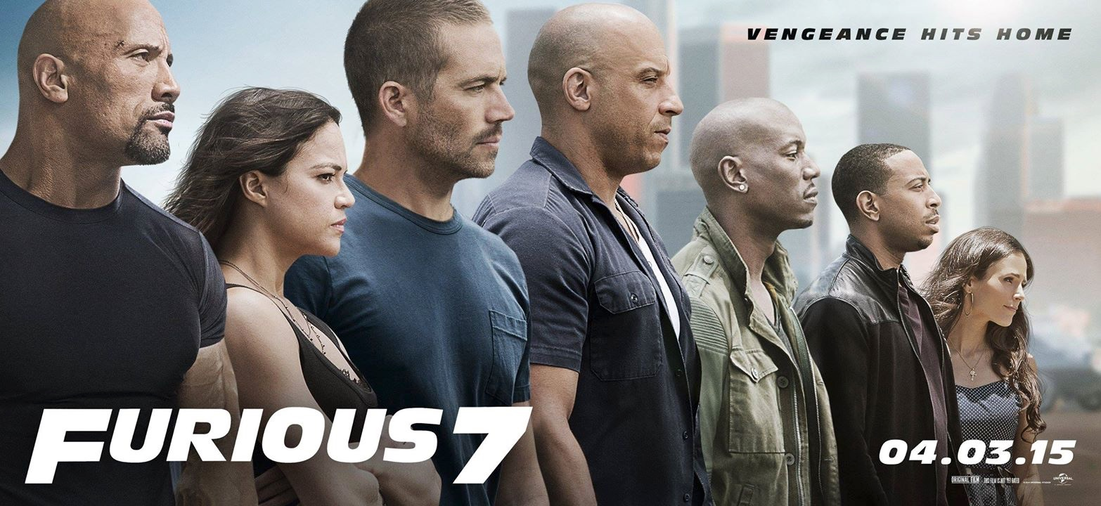 Fast and Furious 7 breaks records