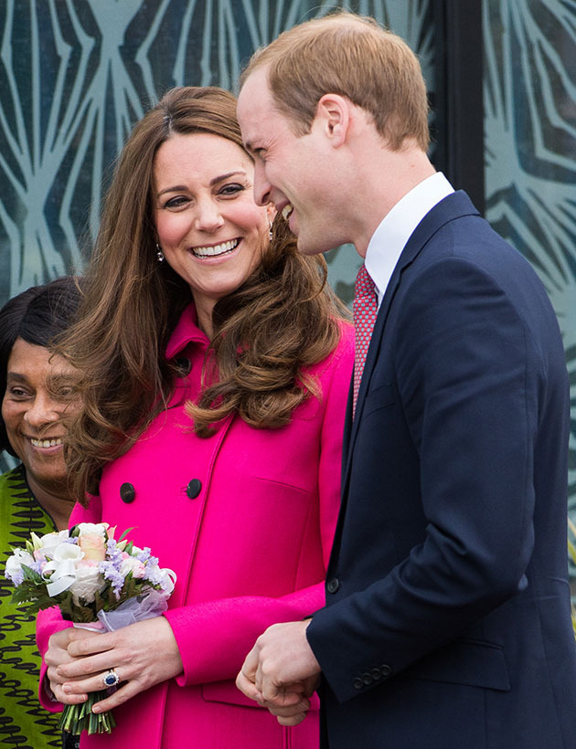 Royal Watch- Kate and William get a Baby Girl!