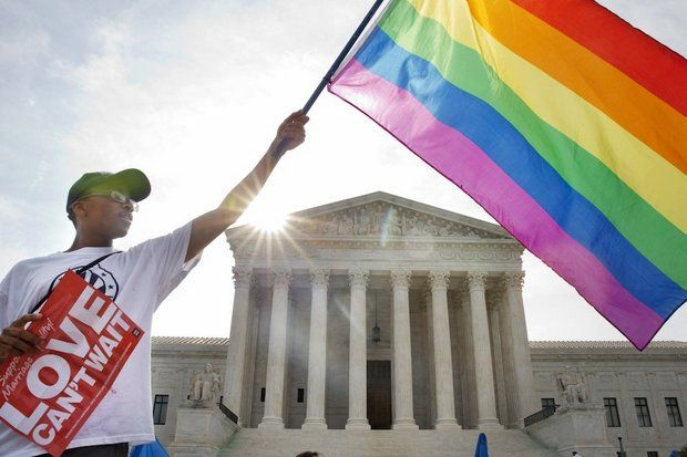 Supreme Court Rules Same-Sex Marriage Now Legal In All 50 States