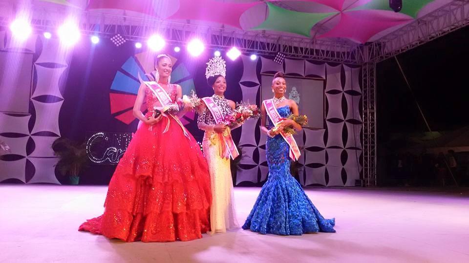 Miss Monsterrat Wins 54th Miss Jaycees Queen Show
