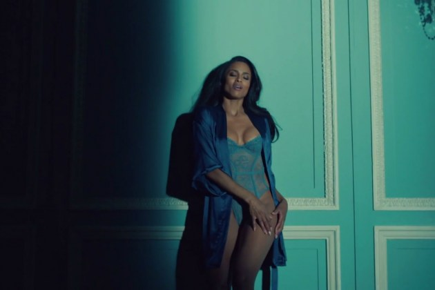 Ciara Drops Super Steamy New Video For 'Dance Like We're Making Love'