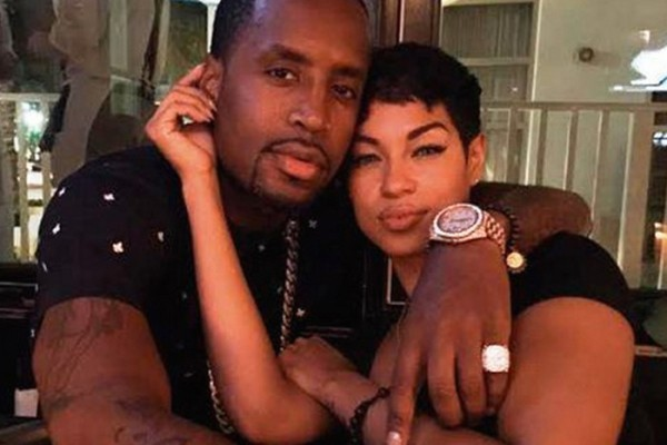 Nicki Minaj's Ex- Safaree Shows Off New Hot Bae