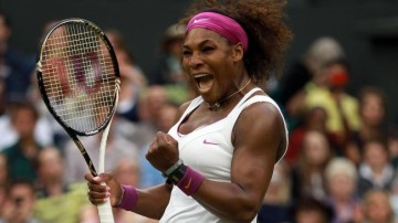 Serena Wins Big In Wimbledon