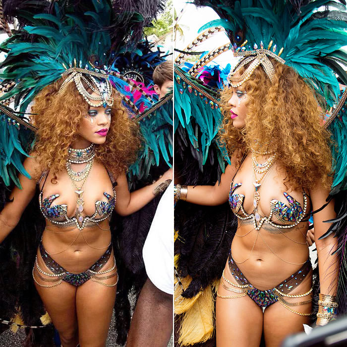 Crop Over is never complete without BadGal RiRi