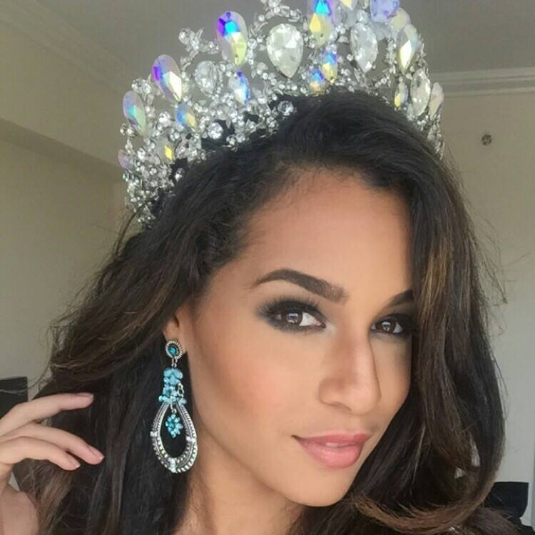 Miss JA Universe: Sharlene takes over the reigns from Kaci