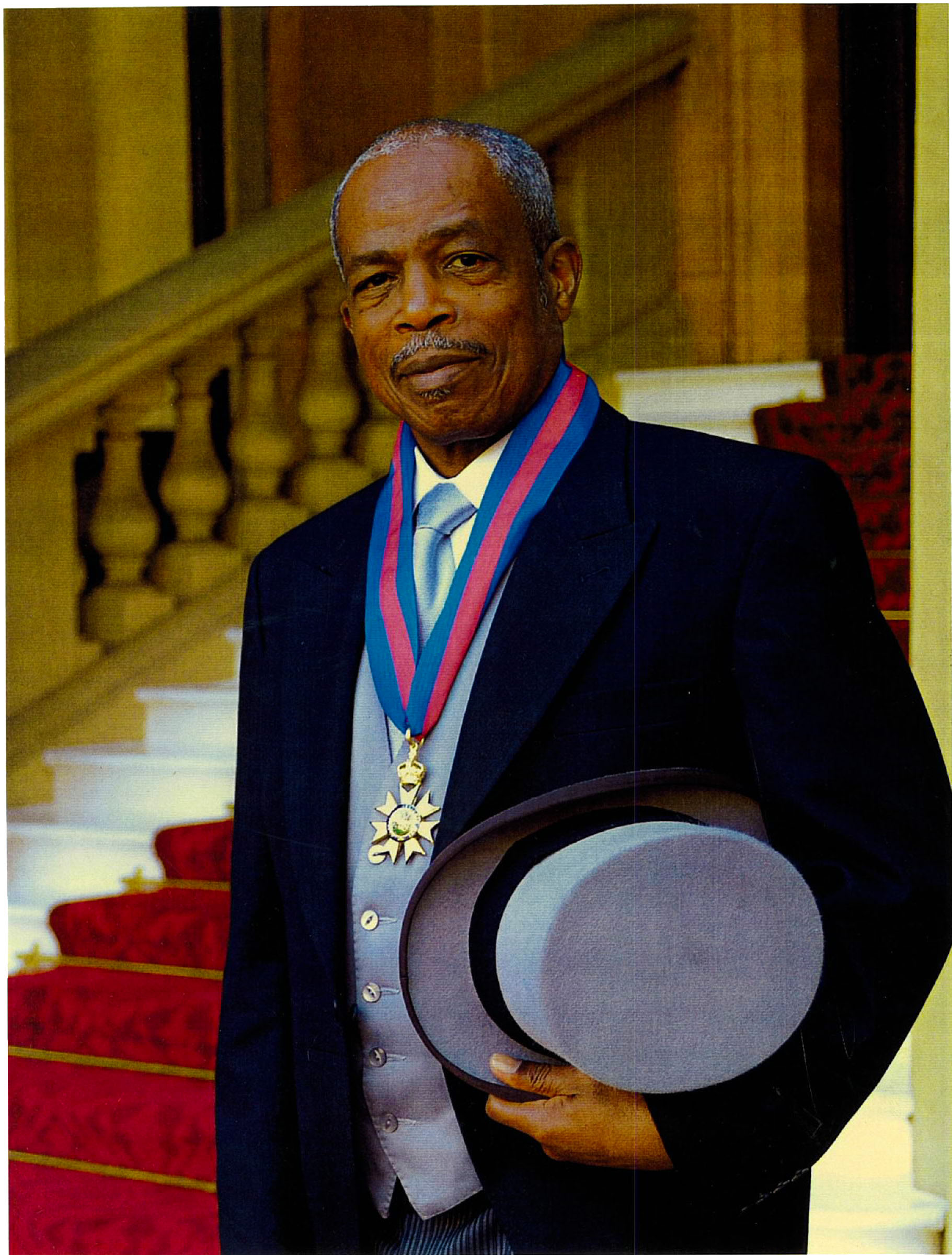 Sir Kennedy Simmonds Named St.Kitts-Nevis' Fifth National Hero