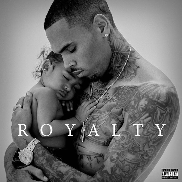"Chris Brown Releases Cover Art For New Album ""Royalty"""