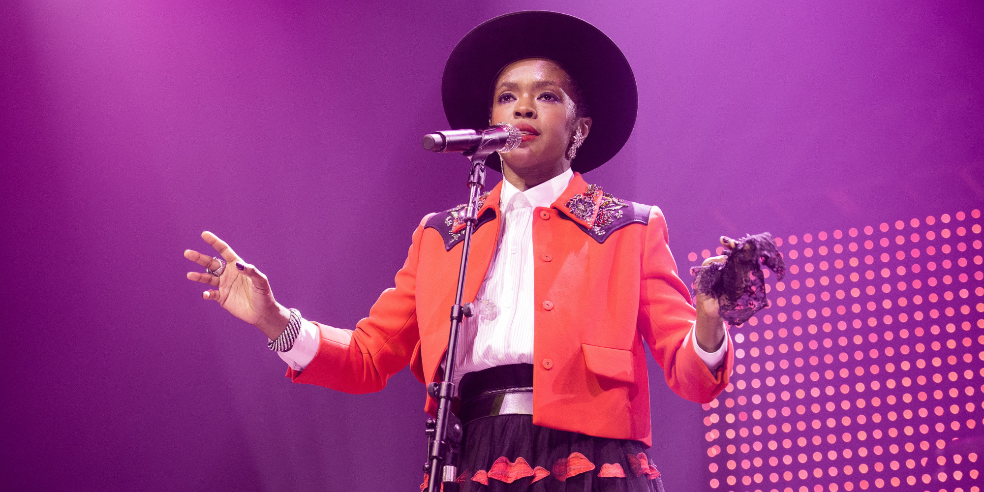 Lauryn Hill's Producer Says A Come Back Is On The Way