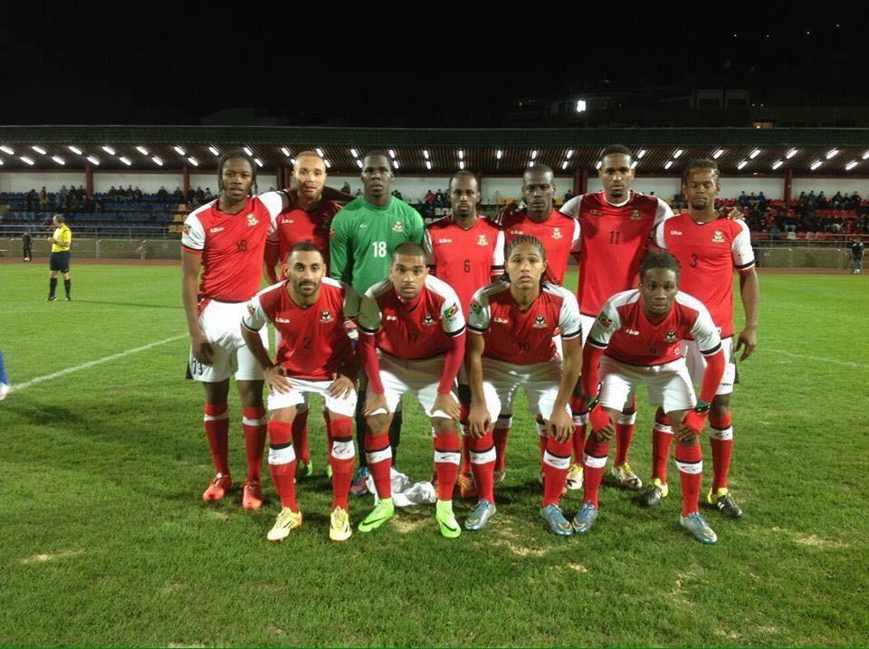 St. Kitts-Nevis Sugar Boyz Defeat Andorra 1-0