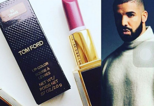 Drake's Tom Ford Lipstick Sells Out INSTANTLY!