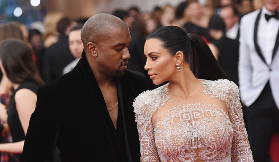 """Kim and Kanye Announce The Name Of Their New Baby Boy: """"Saint"""""""