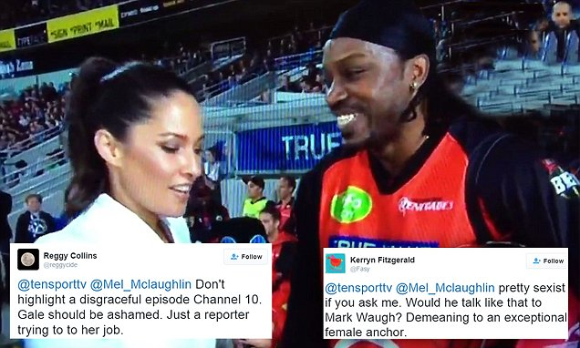 Yikes- A Big Blow for Chris Gayle!
