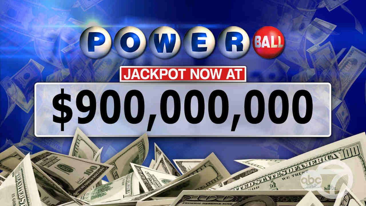 Powerball May Rise To 1.3 Billion!