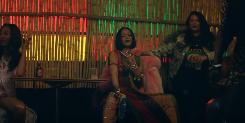 Rihanna's 'Work' Music Video (Explicit): RELEASED