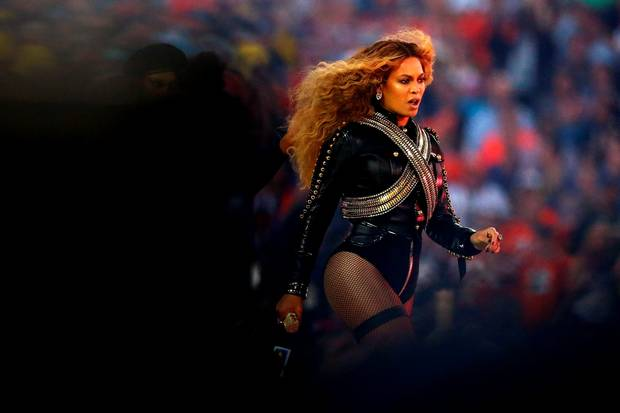 How Beyoncé Stole The Super Bowl Half Time Show