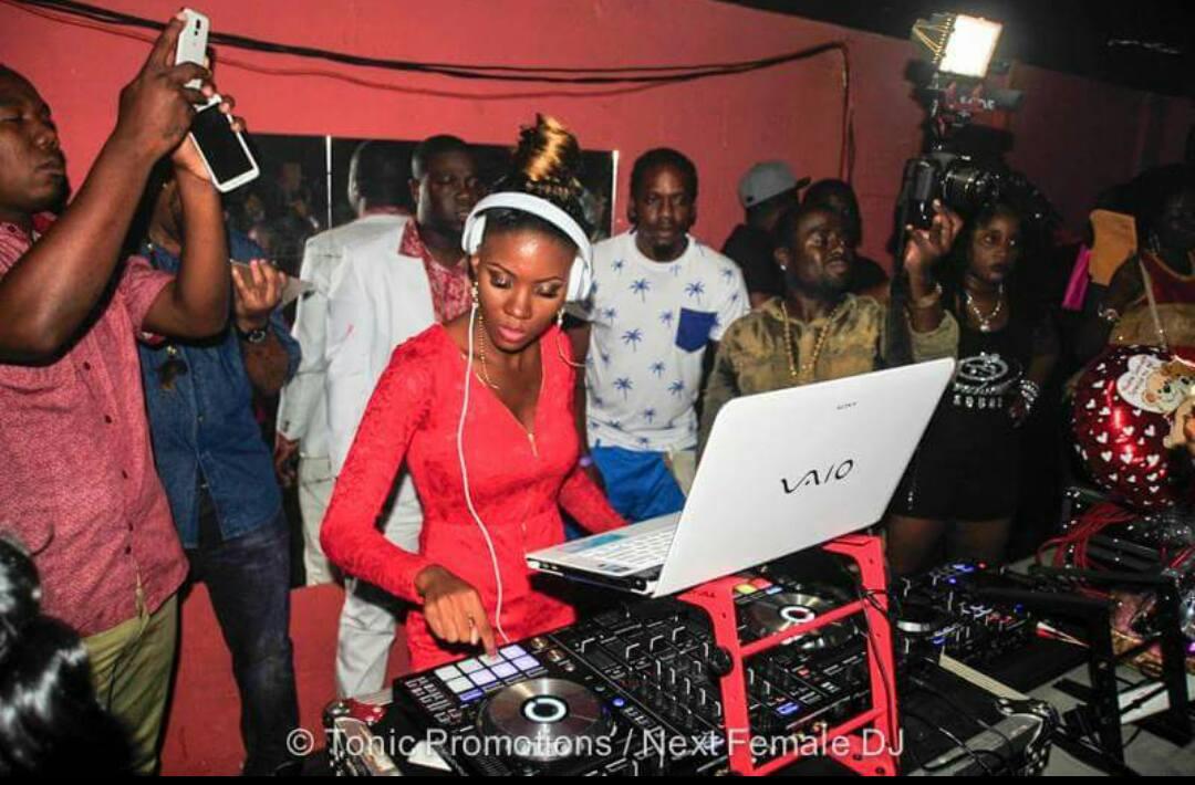 Selecta Deen Wins Next Female DJ