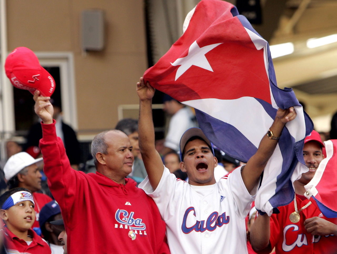 History made in Cuba!!