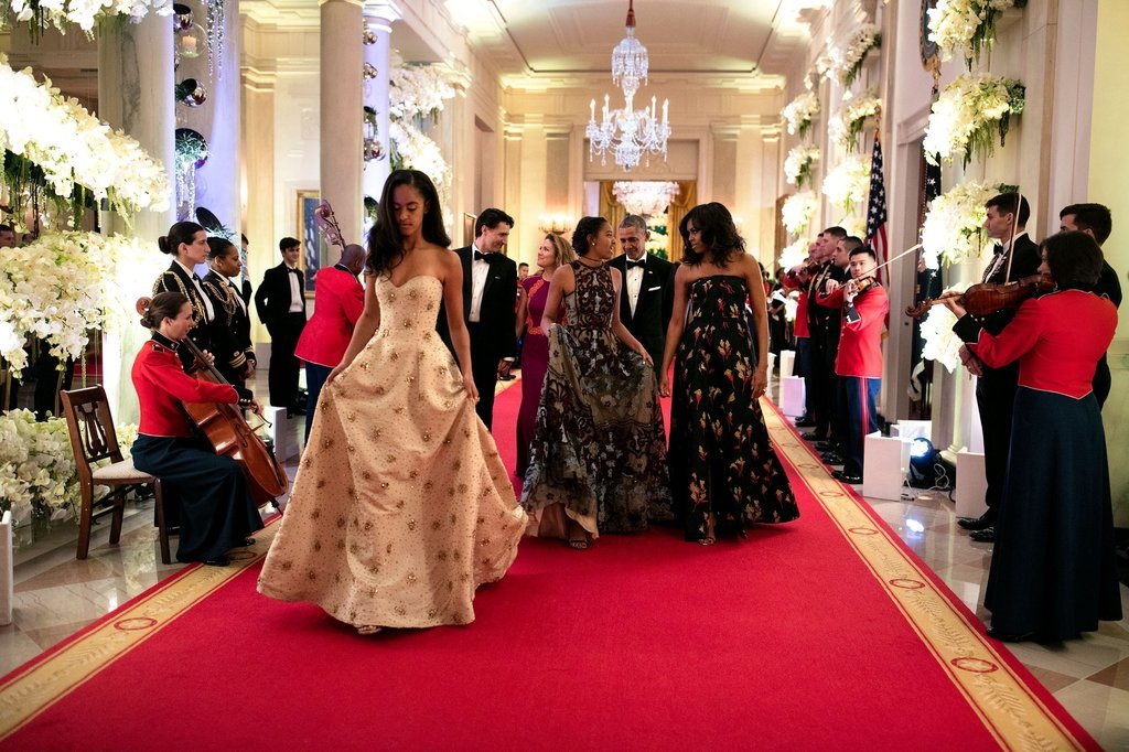 The Obama Girls, Sasha and Malia, Are All Grown Up!