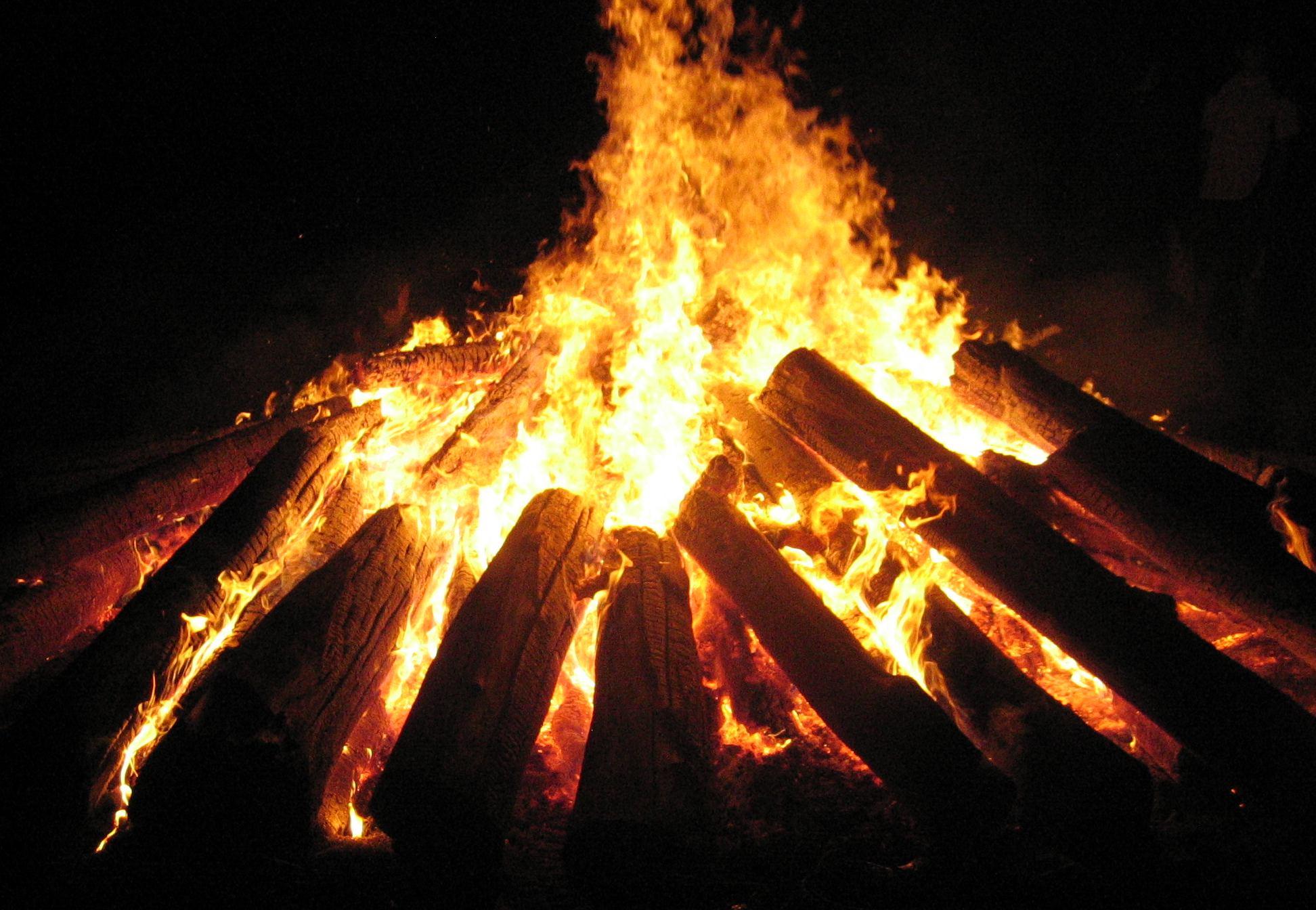 Bonfire Night at Carambola