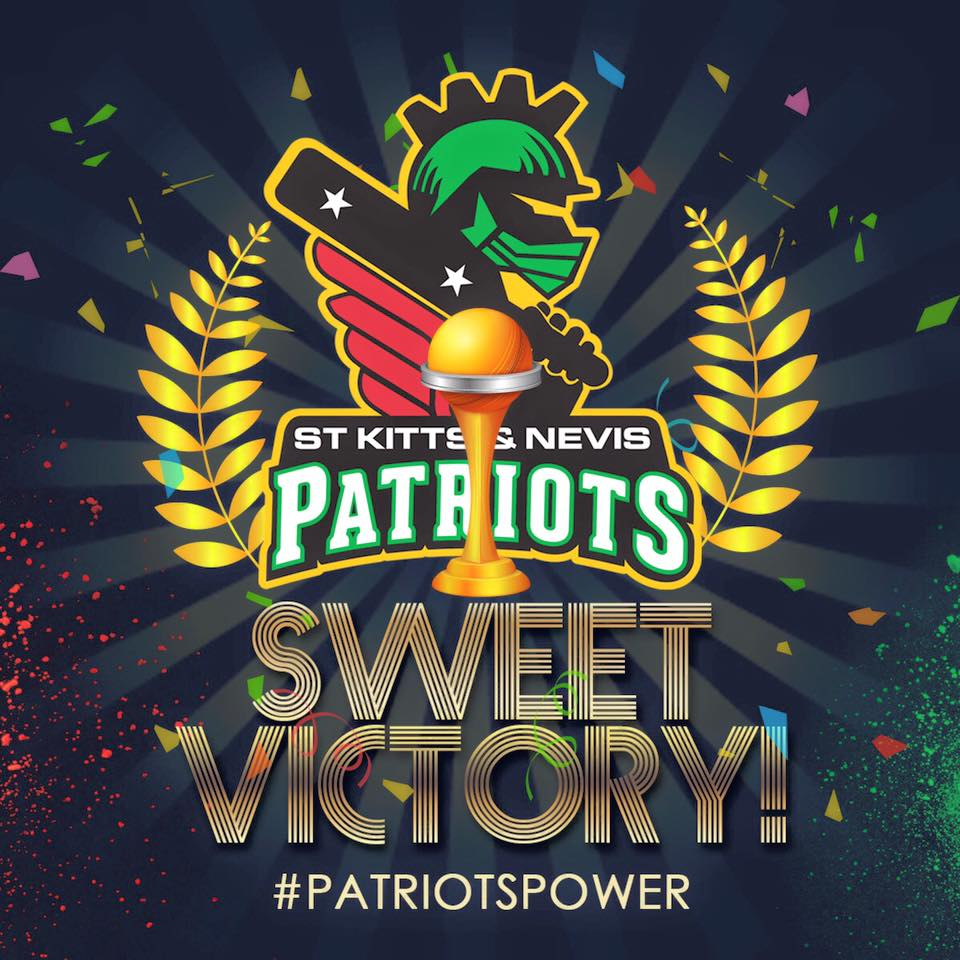 Patriots First Victory of Hero CPL 2016!