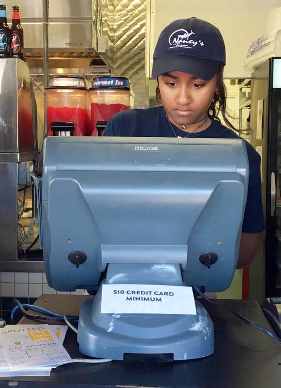 Sasha Obama Lands A Summer Job
