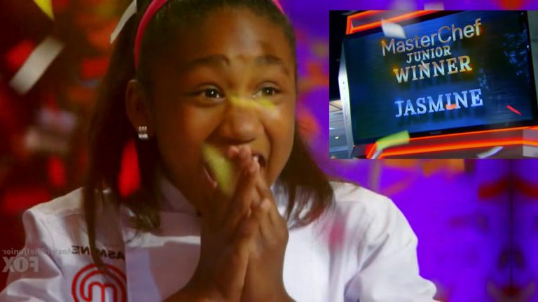 Jamaican Jasmine Stewart ?? Wins 'MasterChef Junior'+ $100,000 USD!